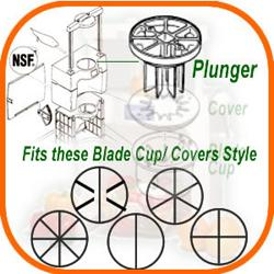 Wedger-Plunger  (fits S-3B, S-5B, S-29B, S-30B, S-35B)