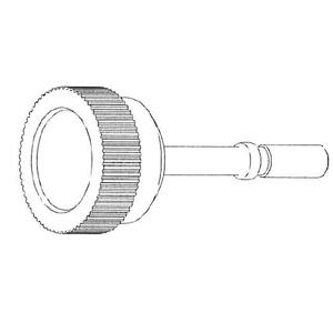 Brass Knob S-11C